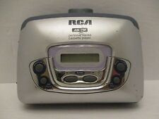 Vintage Rca Rp1876A Am/Fm Stereo Personal Cassette Tape Player Works Great
