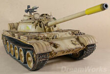 Award Winner Built HOOBEN 1/16 T-55 MBT Tank + Metal Parts/ Upgrade-able