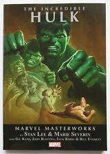 The Incredible Hulk Vol. 3 NEW Marvel Masterworks Graphic Novel Comic Book