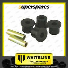 Whiteline Rear Spring Eye Front And Rear Bushing W71506 For Toyota Hiace Townace