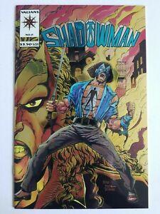 Shadowman (1994) #0 - Near Mint - Chromium cover
