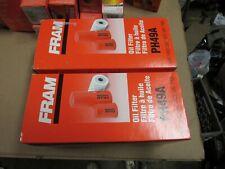 2 Engine Oil Filter Fram PH49A