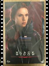 Hot Toys MMS 533 Avengers Endgame Black Widow Scarlett Johansson Figure NEW