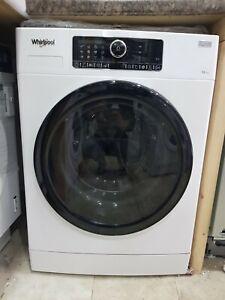 New Unboxed Whirlpool Whirlpool FSCR12430 12kg 1400rpm  Washing Machine - White