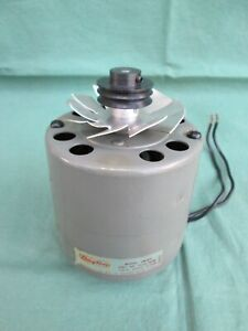 A spare NOS capstan/drive motor for tape recorder/tape copy machine made in USA