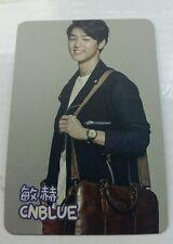 Cnblue minhyuk yes card photocard kpop k-pop u.s seller shipped in toploader