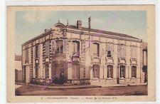 CPSM 89160 VILLEMANOCHE Hôtel de la Pomme d'Or ca1950