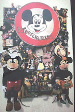 DISNEY TIMELESS MEMORIES DAVE SMITH MOUSEKETEERS LITHOGRAPH LIMITED ED. /250 COA