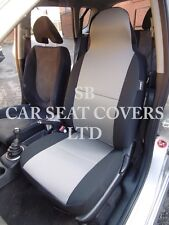 TO FIT A NISSAN PULSAR CAR SEAT COVERS AUTOMATIC TITANIUM GREY CLOTH