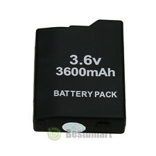 NEW Battery Replacement For PSP 2000 Slim PSP2001 PSP2002 Battery US