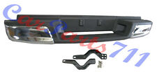 Holden Rodeo  RA Rear Step Bar Chrome 07-08 BRAND NEW with Brackets