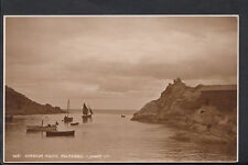 Cornwall Postcard - Harbour Mouth, Polperro    DR628