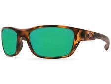 NEW Costa Del Mar WHITETIP Matte Retro Tortoise & 580 Green Mirror Glass 580G