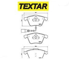 2391301 Kit pastiglie freno, Freno a disco (TEXTAR)