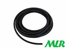 MLR 8MM HIGH PRESSURE BLACK RUBBER FUEL INJECTION HOSE PIPE LINE 225PSI MLR.AZX