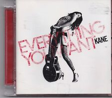 Kane-Everything You Want cd album
