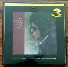 Bob Dylan - Blood On Tracks LP Box Set [Vinyl New] # Lt MOFI UltraDisc One Step
