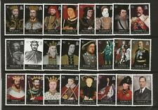 More details for solomon is 2008-10 kings  queens of england complete 24 vals mnh
