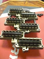JOHNSON EVINRUDE REED BLOCK ASSY 6 REEDS #0397336  1986-2001 SEVERAL MODELS