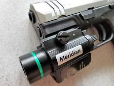 Combo Green Laser Sight & CREE LED Flashlight 20mm Rail For Rifle Pistol Metal