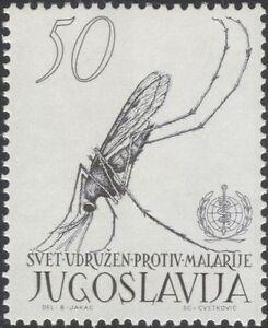 Yugoslavia 1962 Malaria/Medical/Mosquito/Insects/Health/Welfare 1v (n45355)