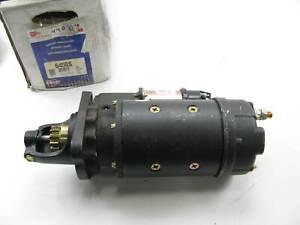 REMAN Carquest 6400S Starter Direct Drive Clockwise 12 Teeth 37MT 12V