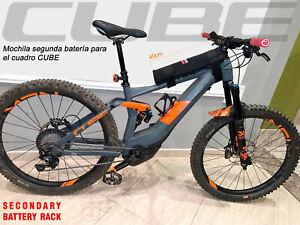 CUBE Batería Auxiliar Secundaria funda mochila neopreno bici eléctrica OFERTA