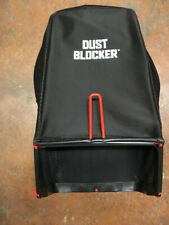 USED MTD CRAFTSMAN DUST BLOCKER GRASS BAG AND FRAME 764-04082B
