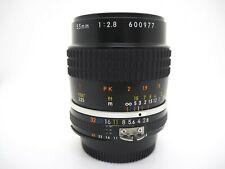 Nuovo di zecca Nikon Nikon AI-S MICRO-NIKKOR 55mm F2.8 obiettivo della fotocamera #5A