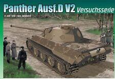 1/35 German Panther Ausf. D V2 Versuchsserie ~ Dragon/DML #6830
