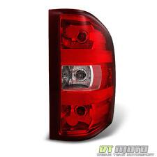2007-2013 Chevy Silverado 1500 2500 3500 Tail Lights Brake Lamps Passenger Side