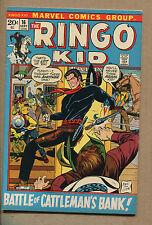 The Ringo Kid #16 - Battle of Cattleman's Bank - 1972 (Grade 7.0) WH