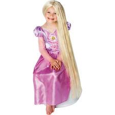 Long Blonde Rapunzel Glow in the Dark Wig 80cm Long