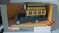 "CORGI CLASSICS THORNYCROFT ""J""TYPE BUS VERY GOOD SHELF WEAR BOX C858/4"