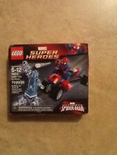 LEGO Marvel Super Heroes Spider-Trike vs. Electro (76014)