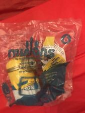 2015 McDonalds MINIONS - TALKING EGYPTIAN MINION Figure Toy #6 NIP Happy Meal