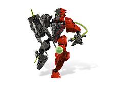 Lego 6218 Hero Factory Villian Splitface complet de 2012 -C294