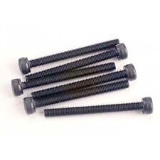 Traxxas TRA2557 3x30mm Cap Hex Head Machine Screws (6)