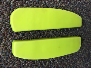 Bright Starts Bounce Bounce Baby Jumper Replacement Part: Set of Green Leg Pads