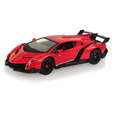 Lamborghini 1:24 Scale Friction Car - Red and Black
