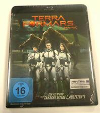 Terra Formars - SciFi Blu-Ray - 2016 - NEU