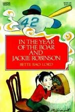 New! In the Year of the Boar and Jackie Robinson  (J1)