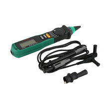 Pen-type Mastech Digital Multimeter Manual/Auto Range Logic Level MS8211D UK