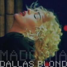 MADONNA - DALLAS BLOND  - RED VINYL - NUMBERED LP  180G  - RARE