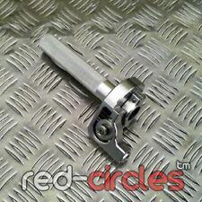 Silver Pit Bike CNC rápida acción del acelerador con cámara ajusta 125cc 140cc pitbikes