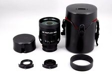 【MINT!! in Case】MINOLTA AF 500mm F8 Reflex Mirror Lens w/Filters from Japan#430
