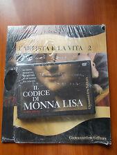 LEONARDO DA VINCI L'ARTISTA E LA VITA N.2 + Il codice di Monna Lisa DVD pt.1