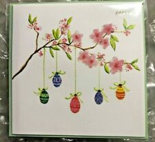 """Easter Card Papyrus Greeting Card """"A Very Special Wish For A Wonderful Spring."""""""