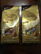 Lindt LINDOR Assort. Choc. Truffles, 2 Bags  21.2 Oz /ea. FREE priority shippin