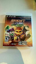 RATCHET AND CLANK: ALL 4 ONE (Playstation 3) PS3